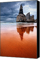 Sand Canvas Prints - The Needle Canvas Print by Evgeni Dinev