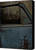 Wildlife Greeting Cards Canvas Prints - The Passenger  Canvas Print by Jerry Cordeiro
