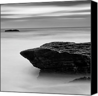 Beauty Canvas Prints - The Rocks And The Ocean Canvas Print by Ivan Makarov, San Jose, CA
