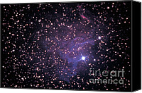 Capella Canvas Prints - The Star Auriga Canvas Print by WARD