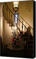 Queen Of Heaven Canvas Prints - The Upward Staircase Canvas Print by Lock and Lief Fine Art Photography