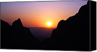Big Bend Canvas Prints - The Window Canvas Print by Chris Multop