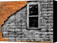 Featured Photo Canvas Prints - The Window of Despair Canvas Print by Thomas Young
