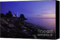 Aid Canvas Prints - Tibbetts Point Lighthouse Sunset - FM000014 Canvas Print by Daniel Dempster