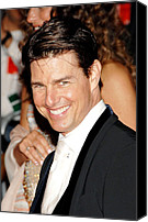 Metropolitan Museum Of Art Costume Institute Canvas Prints - Tom Cruise At Departures For Annual Canvas Print by Everett