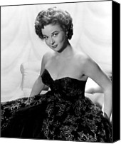 1957 Movies Canvas Prints - Top Secret Affair, Susan Hayward, 1957 Canvas Print by Everett