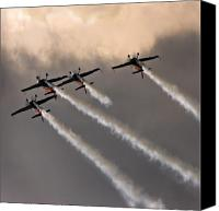 Extra 300 Canvas Prints - Towards the Skies Canvas Print by Angel  Tarantella