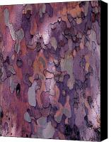 Photographic Art Print Canvas Prints - Tree Abstract Canvas Print by Rona Black