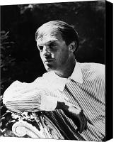 Capote Canvas Prints - Truman Capote (1924-1984) Canvas Print by Granger