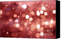 Xmas Canvas Prints - Twinkle little stars Canvas Print by Sandra Cunningham