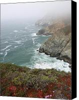 Debi Ling Canvas Prints - Under the fog Canvas Print by Debi Ling