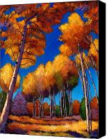 Autumn Canvas Prints - Up and Away Canvas Print by Johnathan Harris