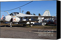 Us Navy Fighters Canvas Prints - US Fighter Jet Plane . 7D11238 Canvas Print by Wingsdomain Art and Photography
