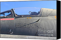Us Navy Fighters Canvas Prints - US Fighter Jet Plane . 7D11295 Canvas Print by Wingsdomain Art and Photography