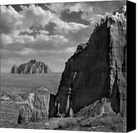 National Parks Canvas Prints - Utah Outback 26 Canvas Print by Mike McGlothlen