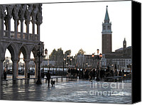 Italia Canvas Prints - Venice Canvas Print by Bernard Jaubert