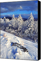 Chill Canvas Prints - View along Highland Scenic Highway Canvas Print by Thomas R Fletcher