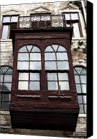 Fotos Canvas Prints - Vintage Karakoy Canvas Print by John Rizzuto