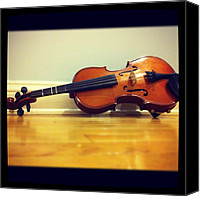 Violin Canvas Prints - #viola #pegs #music #orchestra #violin Canvas Print by Jenni Munoz