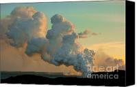 Volcano Canvas Prints - Waikupanaha 1 Canvas Print by Craig Ellenwood