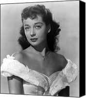 Fid Photo Canvas Prints - Wake Of The Red Witch, Gail Russell Canvas Print by Everett