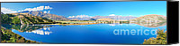 Alpine Canvas Prints - Wanaka lake Canvas Print by MotHaiBaPhoto Prints