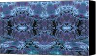 Apophysis Pastels Canvas Prints - We Have Our Seasons Canvas Print by Gayle Odsather