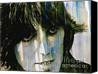 George Harrison Canvas Prints - What is Life Canvas Print by Paul Lovering