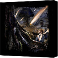 Apocalypse Canvas Prints - When You Tame a Thing Canvas Print by Mandem