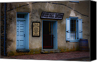 Harpers Ferry Canvas Prints - White Hall Tavern Canvas Print by Ron Jones