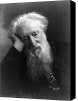 Salvation Canvas Prints - William Booth (1829-1912) Canvas Print by Granger