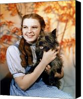 Portrait Photo Canvas Prints - Wizard Of Oz, 1939 Canvas Print by Granger