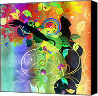Consider Canvas Prints - Wondrous 2 Canvas Print by Angelina Vick