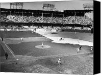 Ebbets Field Canvas Prints - World Series, 1941 Canvas Print by Granger