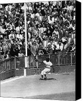 Major Canvas Prints - World Series, 1955 Canvas Print by Granger