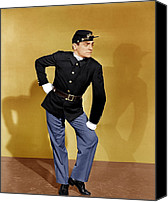 White Gloves Canvas Prints - Yankee Doodle Dandy, James Cagney, 1942 Canvas Print by Everett