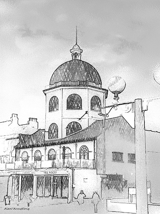 81 The Dome Cinema Worthing Uk By Alan Armstrong