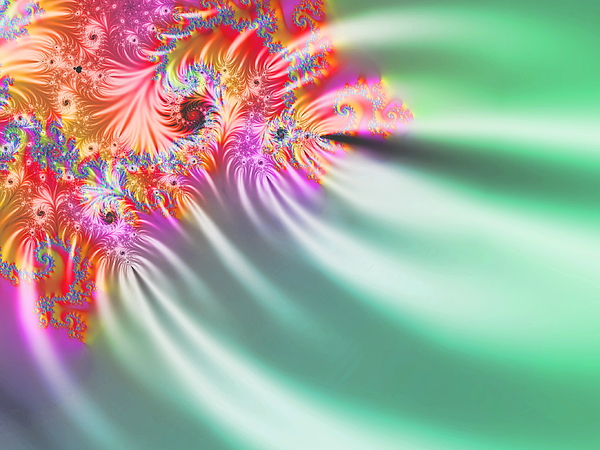 Aurora Color Dreams Print by Stefano Senise