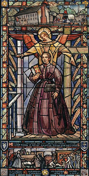 Sally Tompkins (1833-1916) Print by Granger