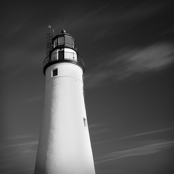 Fort Gratiot Lighthouse Print by Gordon Dean II