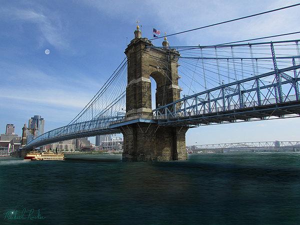Michael Rucker - John A. Roebling Suspension Bridge
