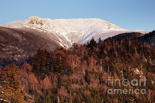 Mount Lafayette - White Mountains New Hampshire Usa Print by Erin Paul Donovan