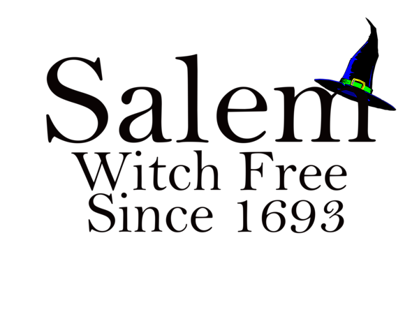 Salem Is Witch Free Since 1693 Shower Curtain For Sale By