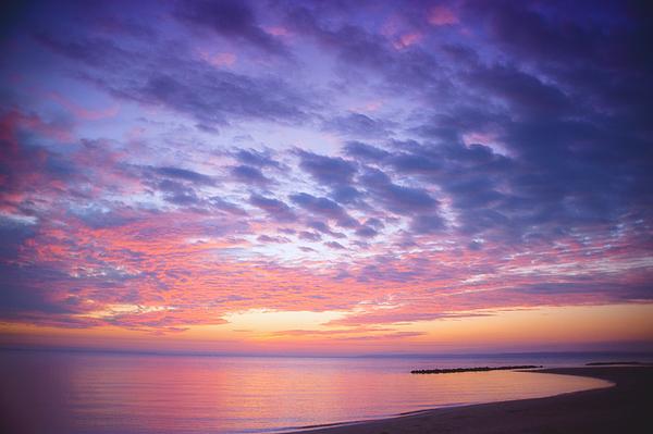 Sunrise 3 Print by Glenn Gemmell