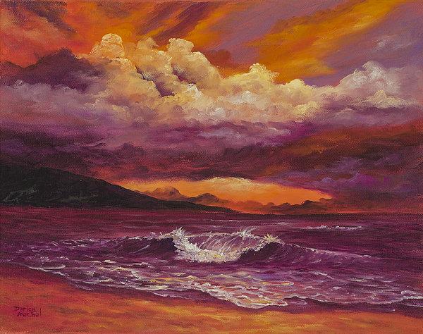 Darice Machel McGuire - Sunset Over Lanai
