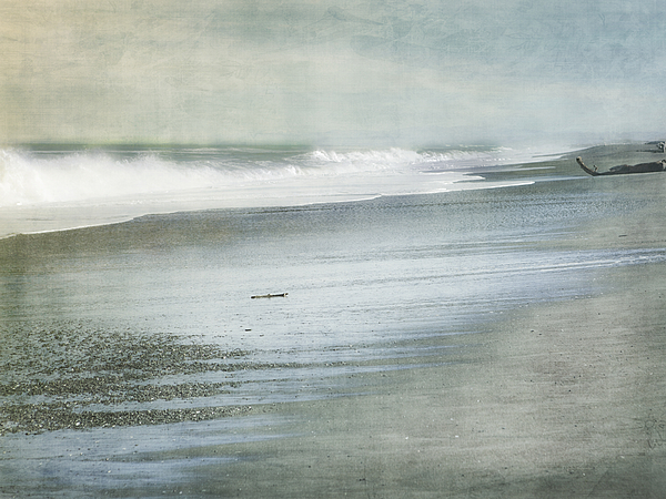 The Beach Print by Linde Townsend