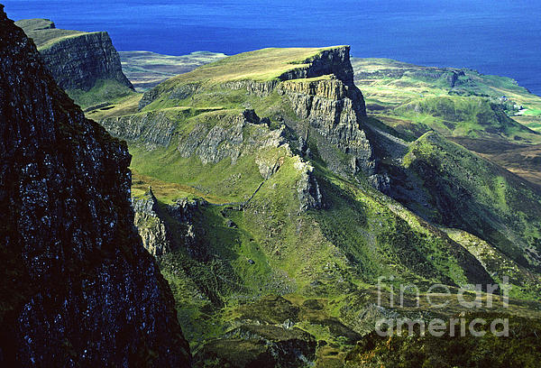 Stan Pritchard - The Quiraing.