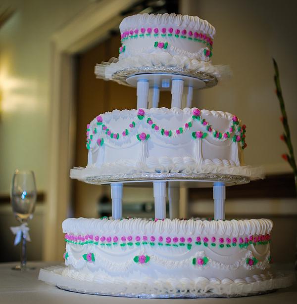 Cake Images Sagar : Wedding Cake by Sagar Solanki