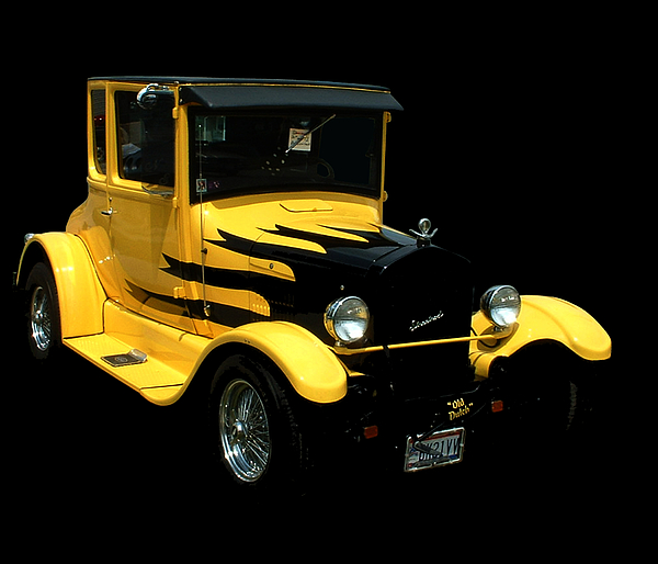 1933 Model T Ford Print by Kathleen Stephens