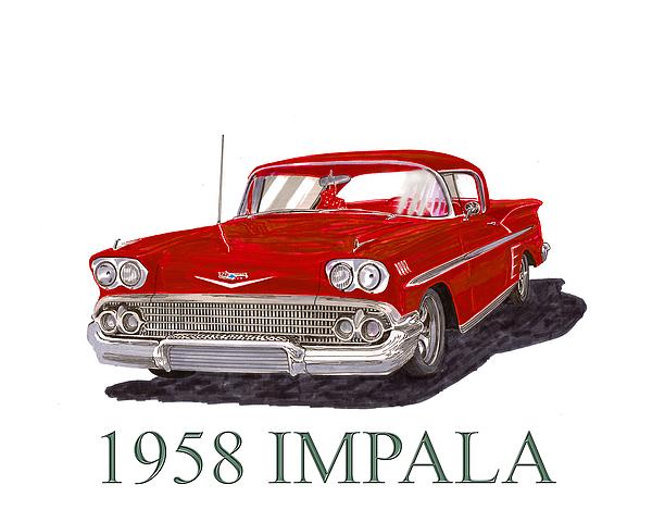 Jack Pumphrey - 1958 Chevrolet Impala